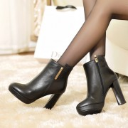 Winter-Genuine-Leather-Women-Ankle-Boots-High-heels-Fashion-Platform-Ladies-Boot-Sexy-Woman-Black-Blue-6