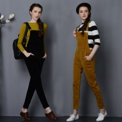 Women-s-Clothing-2016-New-Fashion-Loose-Corduroy-Overalls-Jumpsuits-Casual-Sling-Pants-1