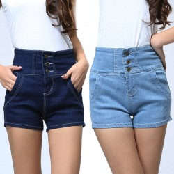 summer-spring-shorts-girl-s-high-waist-denim-shorts-high-quality-of-cotton-blends-denim-Plus-1