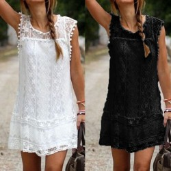 2016-new-Sexy-Women-summer-dresses-female-white-black-lace-girls-sleeveless-clothing-HU357-1