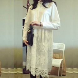 White-lace-dress-2016-new-arrival-women-summer-dress-long-sleeve-cute-casual-dresses-Vestidos-roupas-1