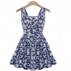 vestidos-Sexy-backless-dress-new-summer-dresses-casual-pleated-a-line-bow-sleeveless-vestidos-tank-floral-1
