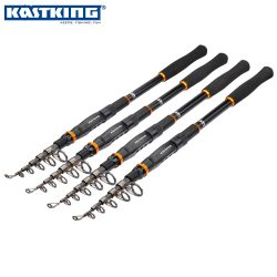 KastKing-BlackHawk-Carbon-Fiber-Telescopic-Fishing-Rod-1-8m-2-1M-2-4M-2-7M-3-1
