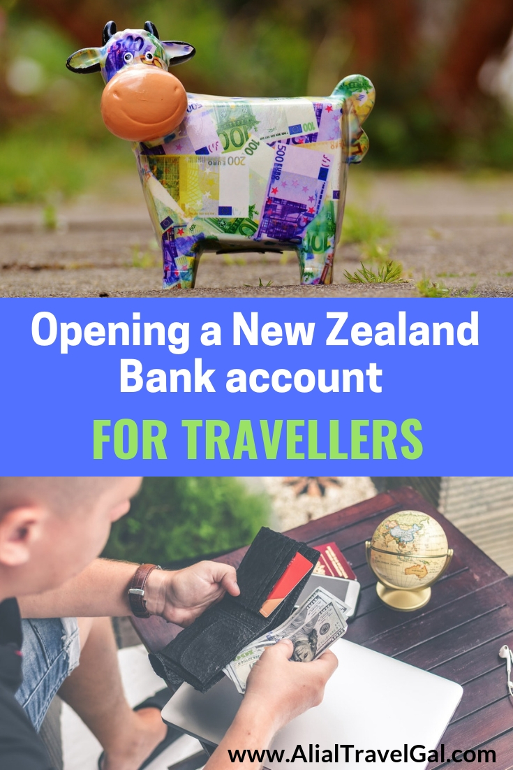 Opening a Bank Account in New Zealand for travellers
