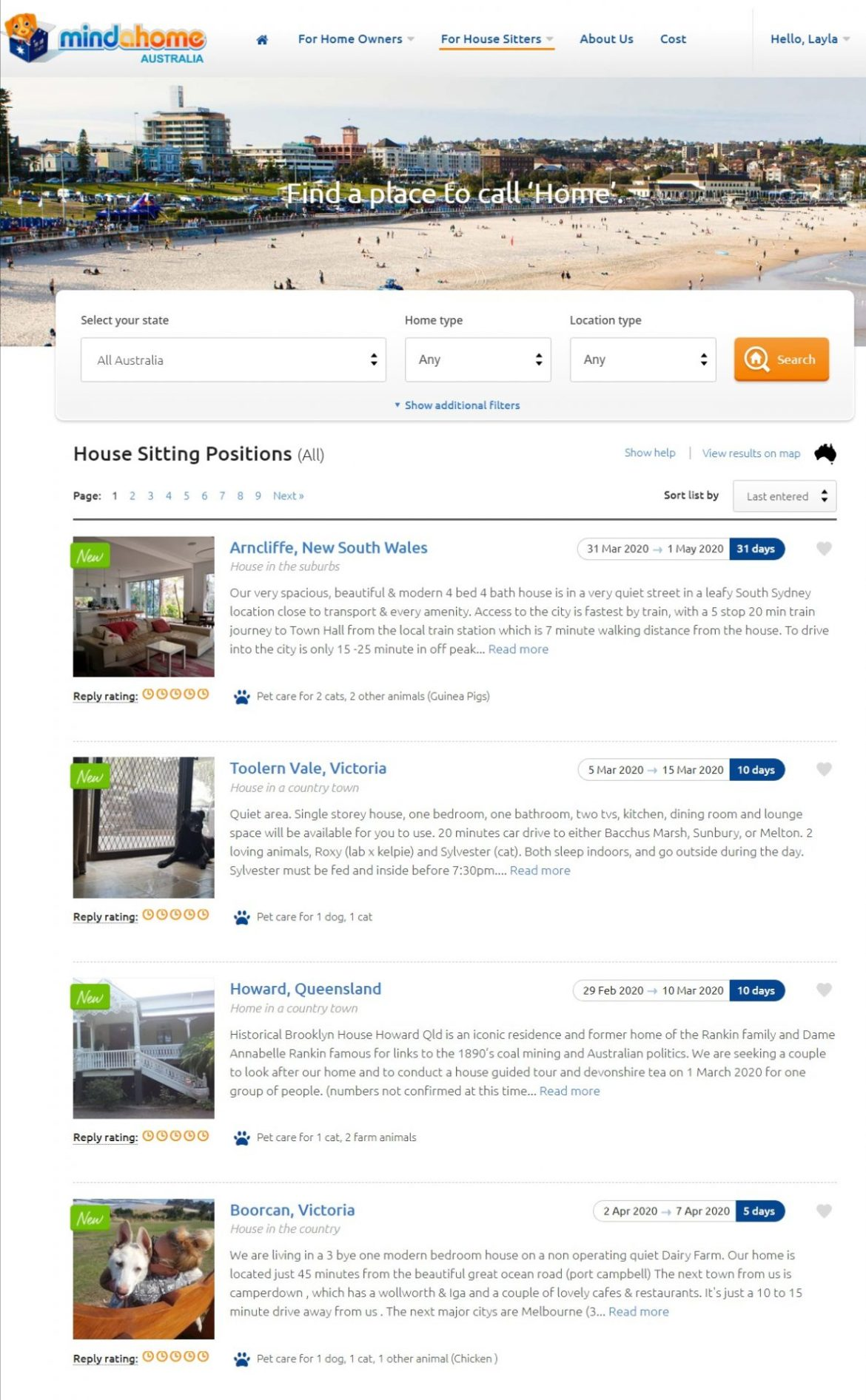 best house sitting websites house sitting jobs Mind A Home