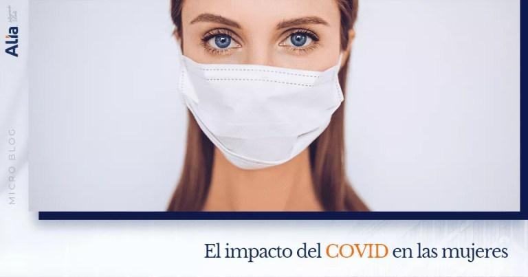 El impacto del COVID en las mujeres