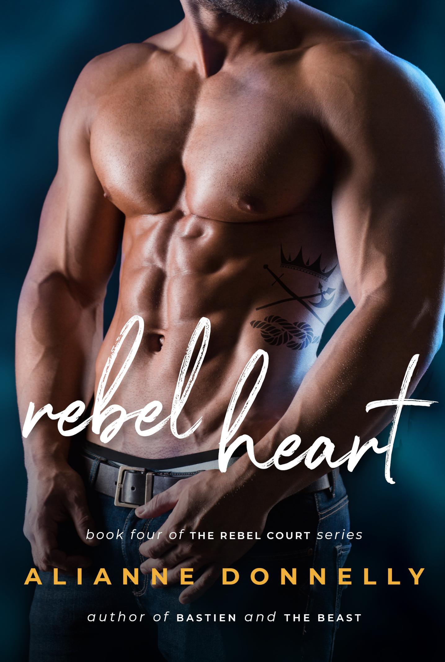 _D Rebel Heart Postcard