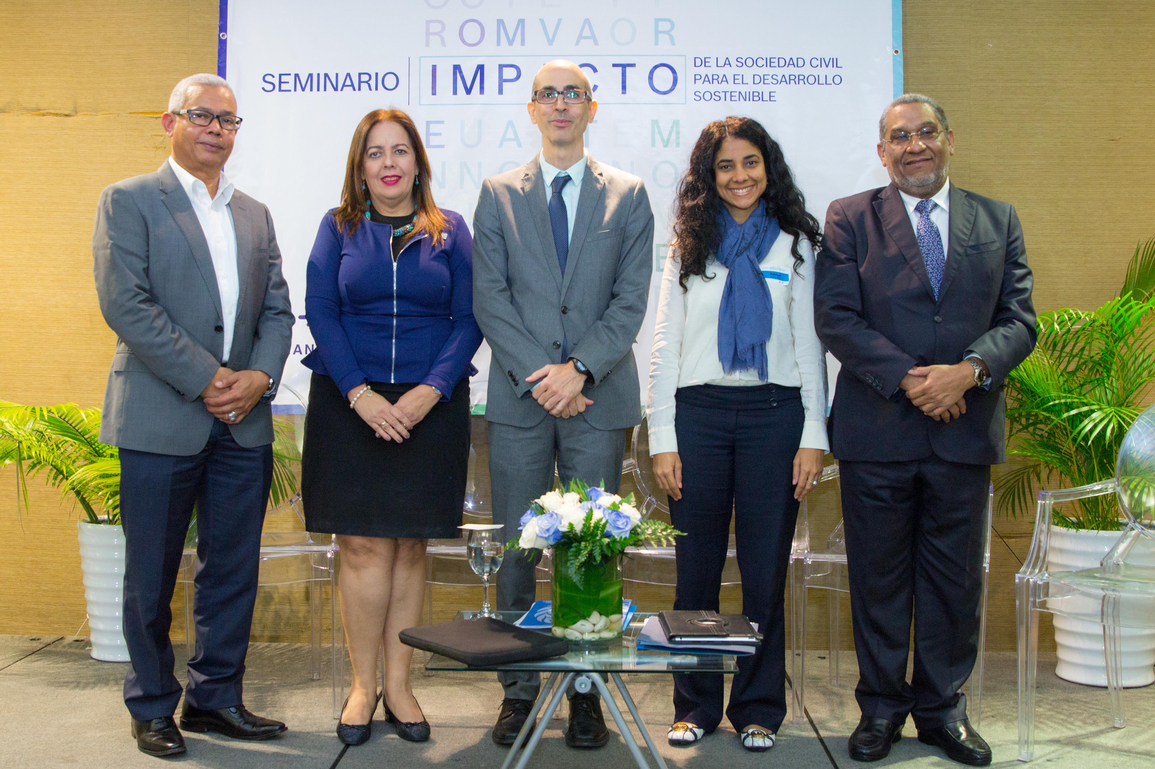Fomentan participación Organizaciones de la Sociedad Civil en la Agenda 2030