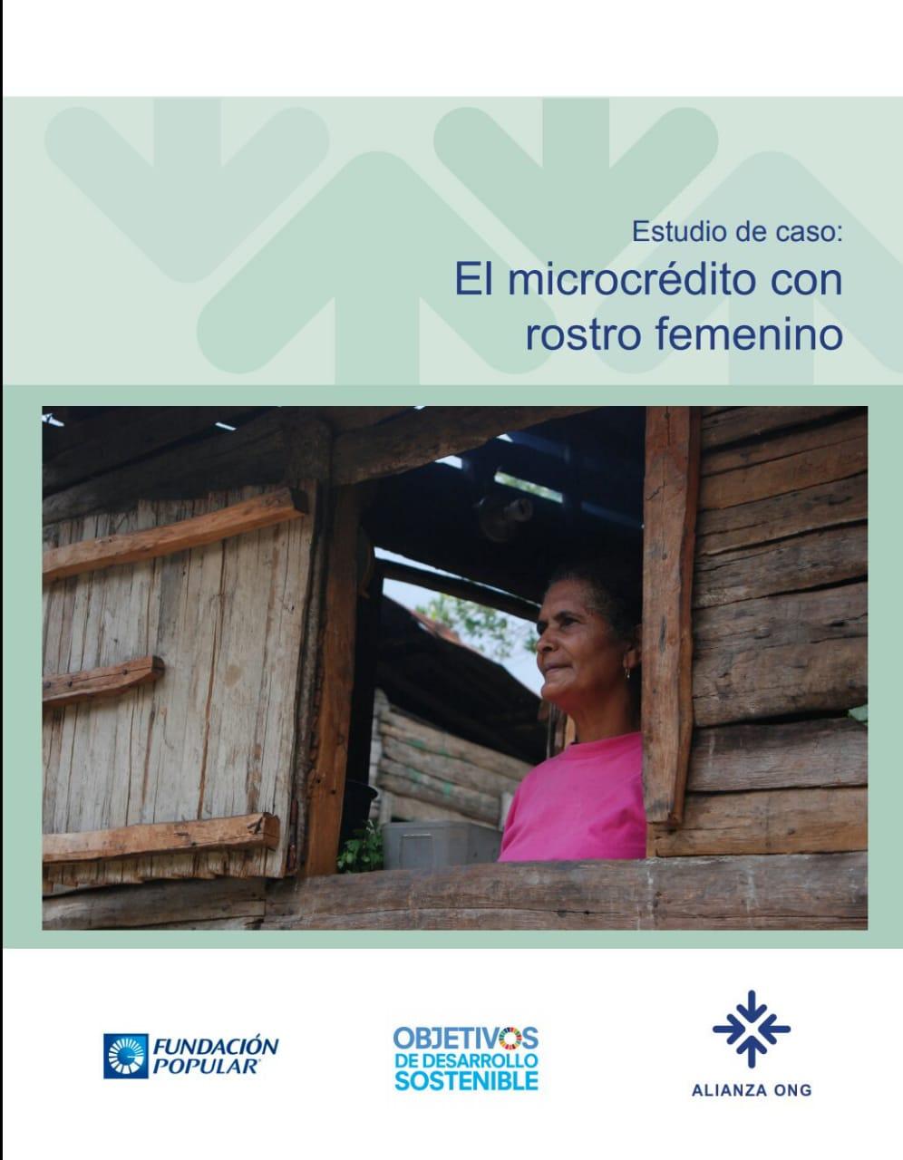 Estudio de caso: El microcrédito con rostro femenino