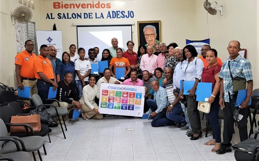 Alianza ONG trabaja en la divulgación la Agenda 2030 y los ODS