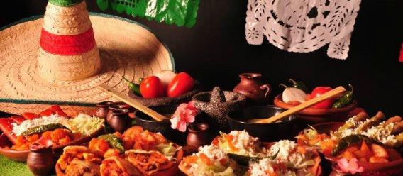 Cocina tradicional mexicana saludable nutritiva y