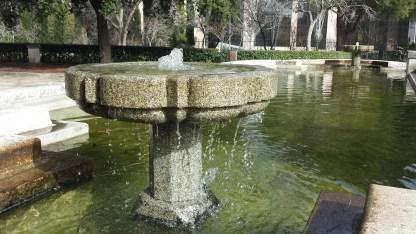 Fuentes de aguas claras