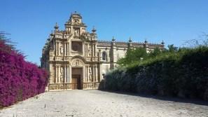 ... Monasterio de la Cartuja
