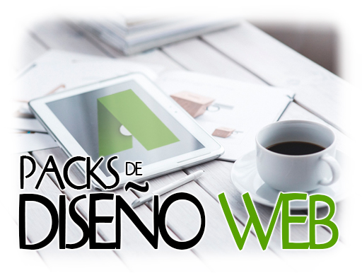 Packs de Diseño Web