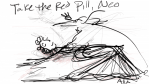 Why Belly Dance is like–the Matrix?! (and how to get your red pill)