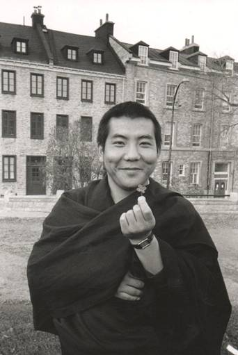 Jamgon Kongtrul Rinpoche spoke of hope and prayer