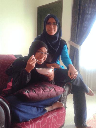 With Aini