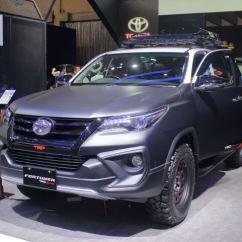 New Yaris Trd Sportivo 2018 Harga Grand Veloz Rekomendasi Modifikasi Garuk Tanah Toyota Fortuner - Kumparan