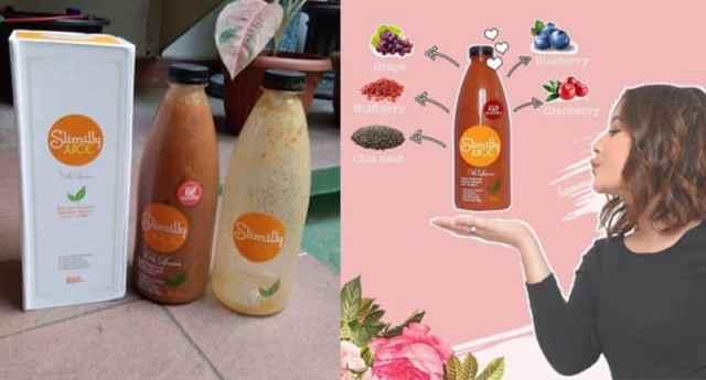 Hasil gambar untuk Slimilly Juice