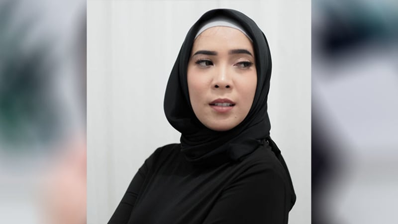 Nikita Mirzani Hijrah
