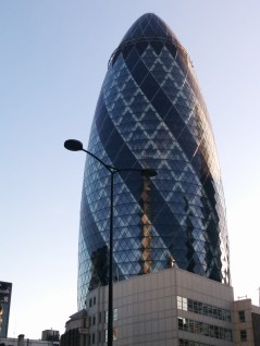Swiss Re Headquarters in central London
