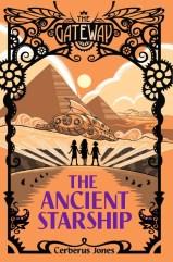 The Ancient Starship by Cerberus Jones