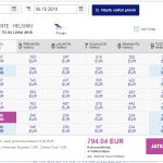 Finnarilta kohtuuhintaisia lentoja Helsingistä Alicanteen