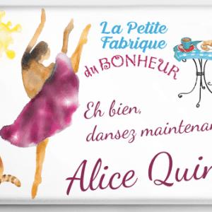 magnet Alice Quinn