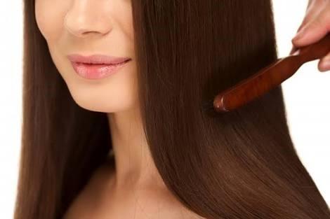 炭酸シャンプーでサラサラの髪