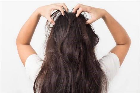 炭酸シャンプーと髪の毛
