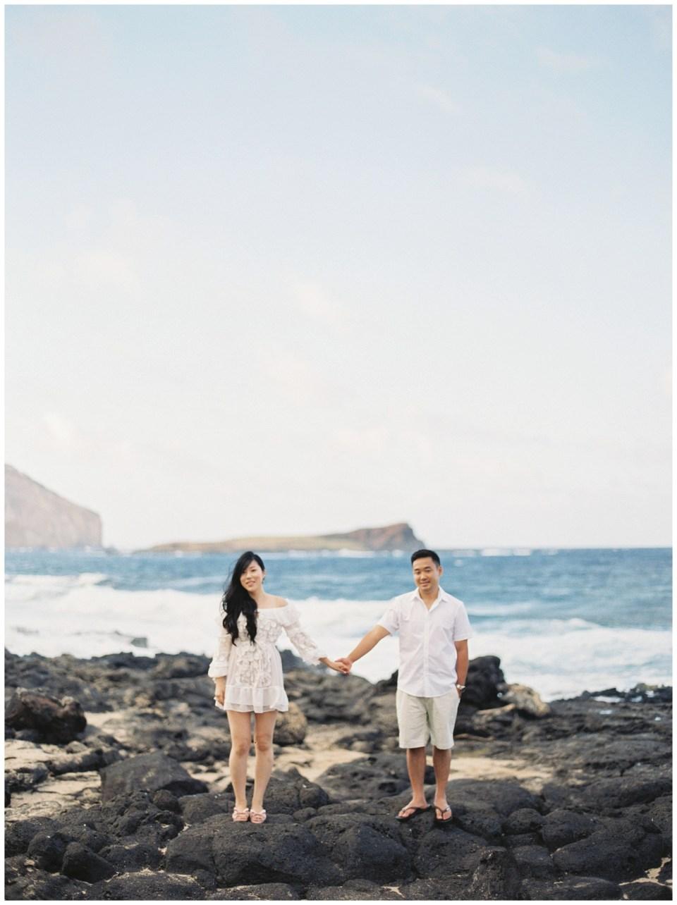 Hawaii Engagement Photographer
