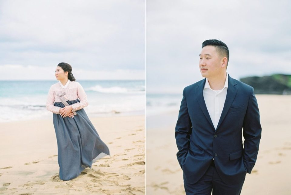 Hanbok Dress in Hawaii