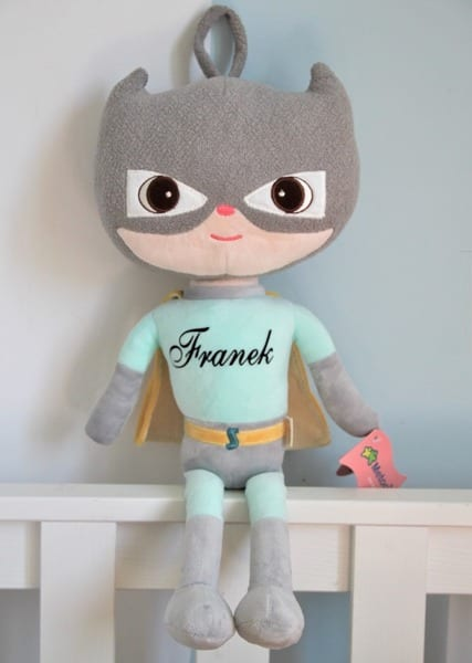 METOO SUPERHERO BOY DOLL – PERSONALISED