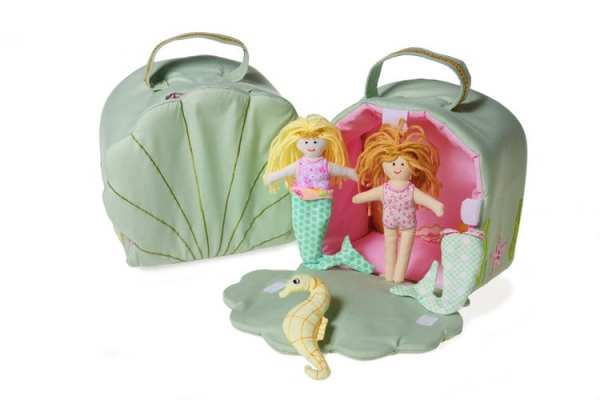 Mermaid play house