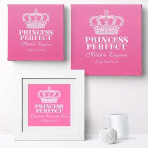 Princess Crown Print