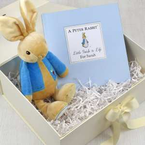 Peter Rabbit Personalised Book