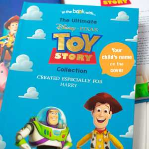 Toy Story Collection Book