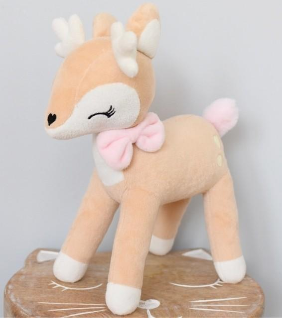 Plush Deer Toy