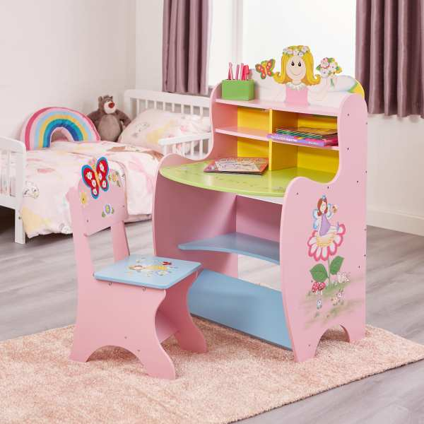 Fairy table and chair