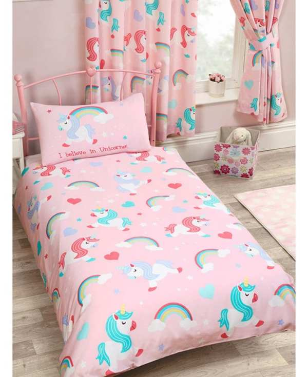 unicorn duvet
