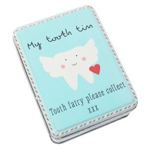 Tooth Fairy Tin