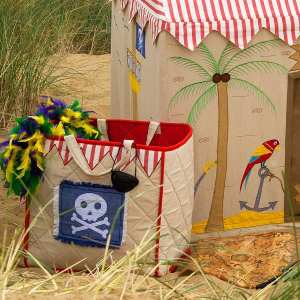 Toy Storage Bag - Pirate