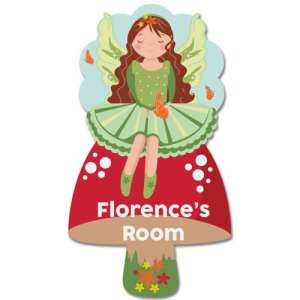 Bedroom Door Plaque