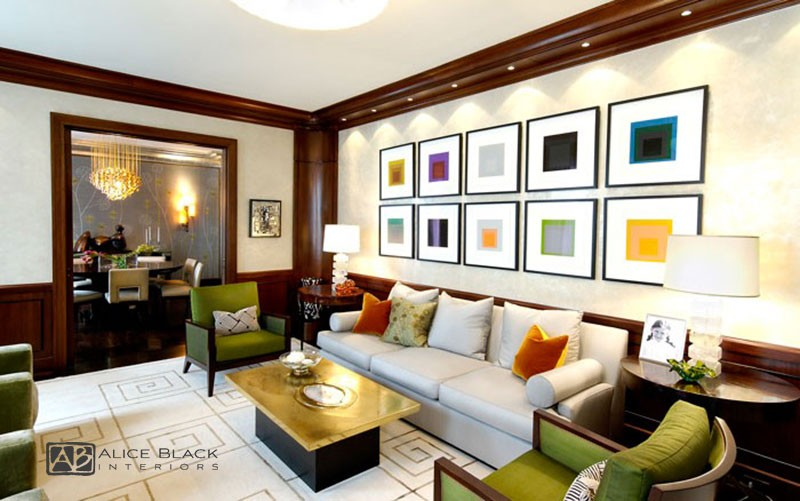 1-Park Avenue Interior Design, Alice Black
