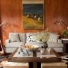Livingroom by Greenwich Interior Designer Alice Black