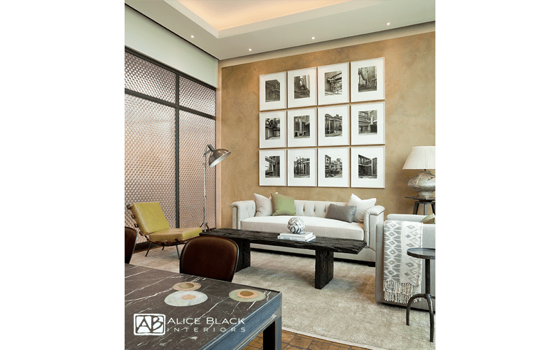 Corporate interior, Alice Black Interiors