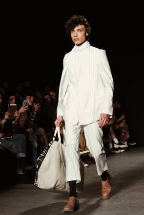 University of Westminster AW19 Show