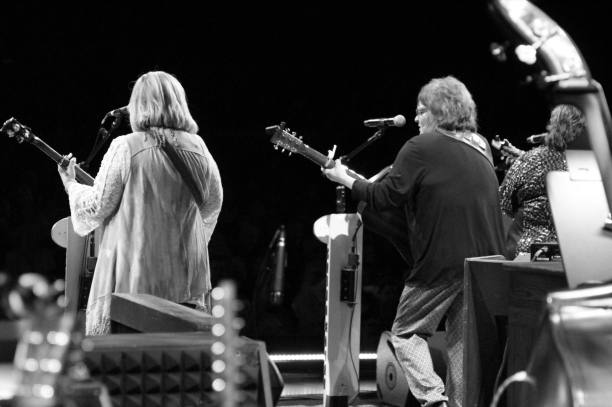 Sister Sadie perform for the first time at the Grand Ole Opry
