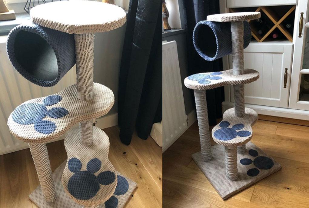 unique cat trees condos