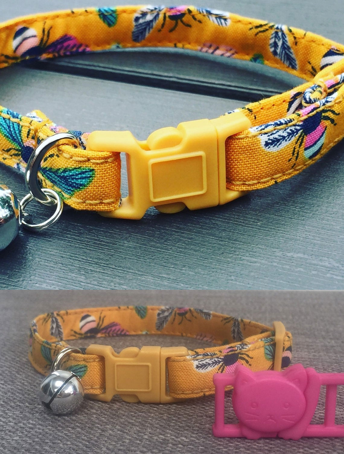 breakaway cat collars